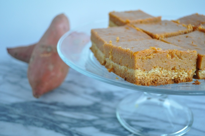 Sweet Potato Squares